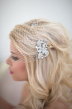 Wedding Hairstyles With Veils 18