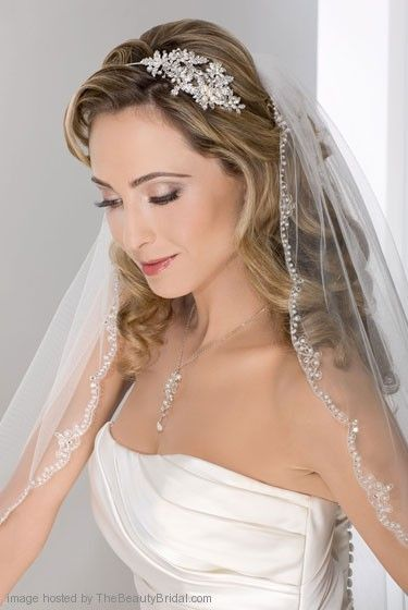 Wedding Hairstyles With Veils 2