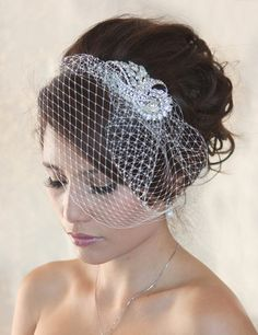 Wedding Hairstyles With Veils 4