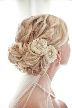 Wedding Hairstyles With Veils 5