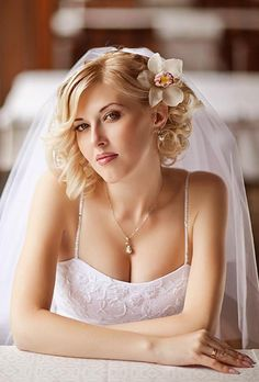 Wedding Hairstyles With Veils 6