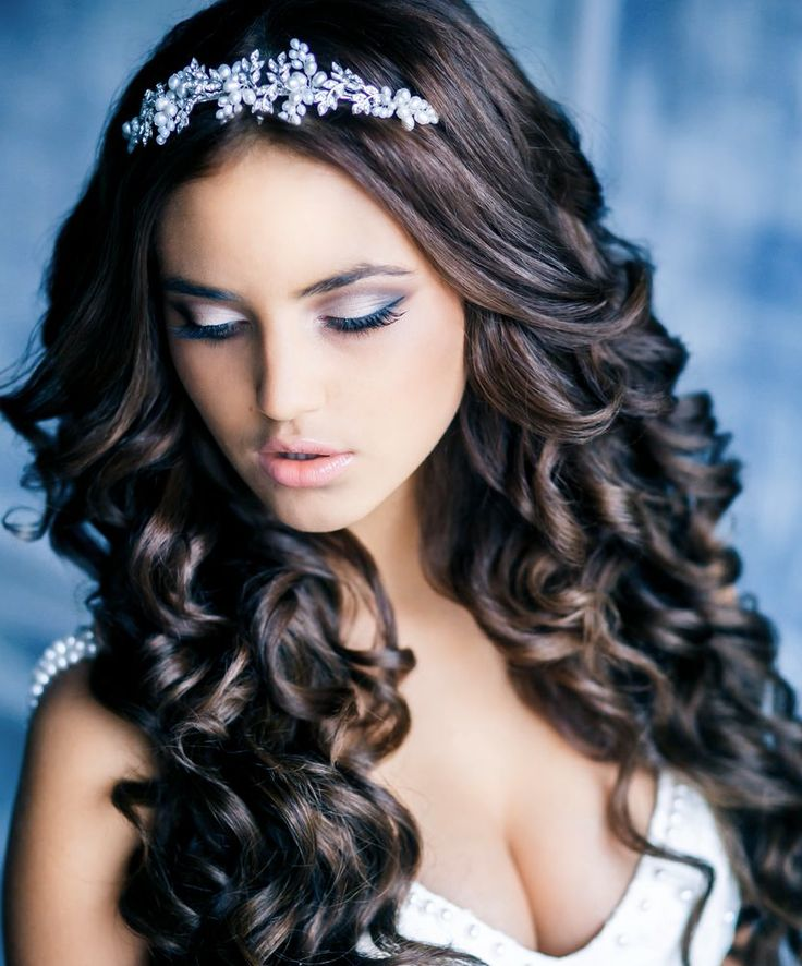 Wedding Hairstyle: Wedding Hairstyles For Long Hair