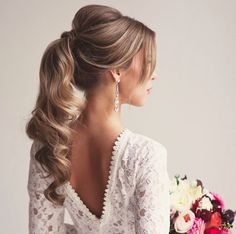Wedding Hairstyles for Long Hair 19