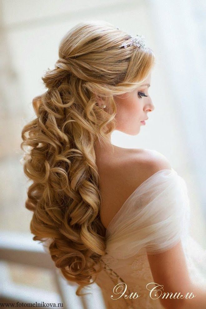 Wedding Hairstyles for Long Hair 2
