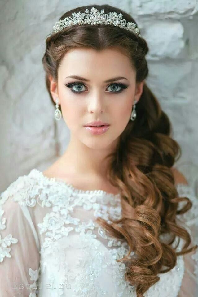 Wedding Hairstyles for Long Hair 24