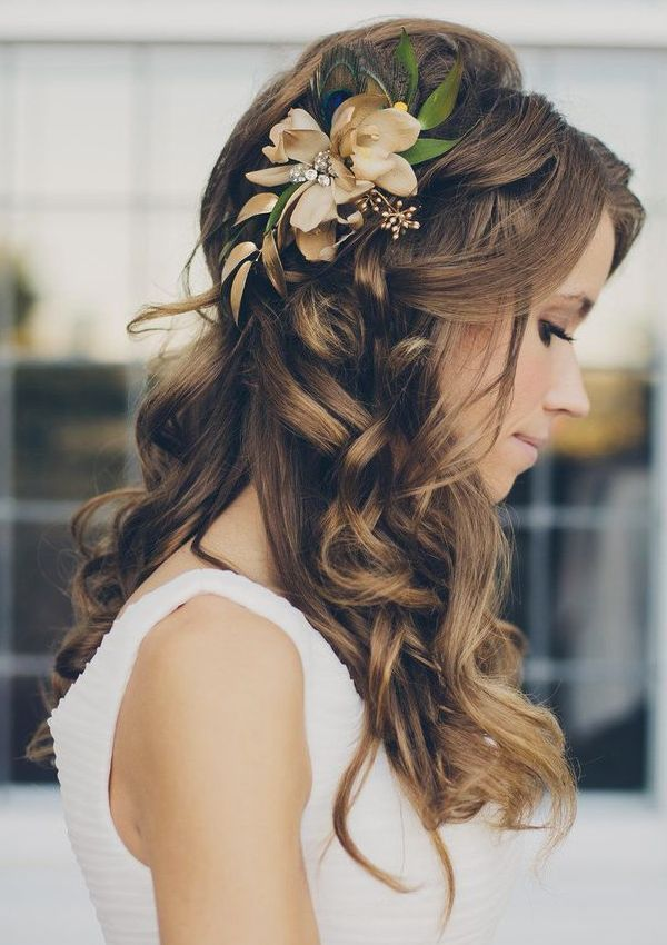 Wedding Hairstyles for Long Hair 5