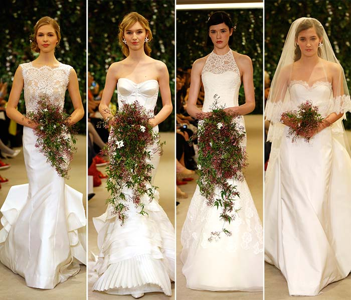 Carolina Herrera Spring 2016 Wedding Dress Collection 2