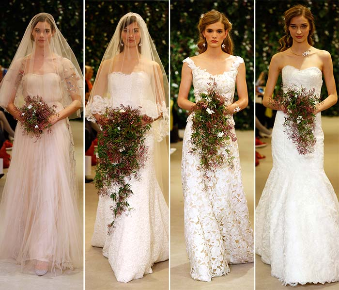 Carolina Herrera Spring 2016 Wedding Dress Collection  3