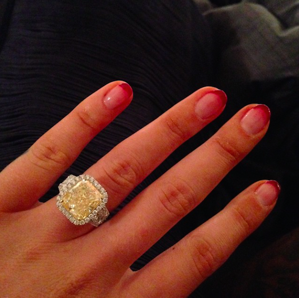 Iggy Azalea Announces Engagement To Longtime Boyfriend Nick Young + See Her Ring 5