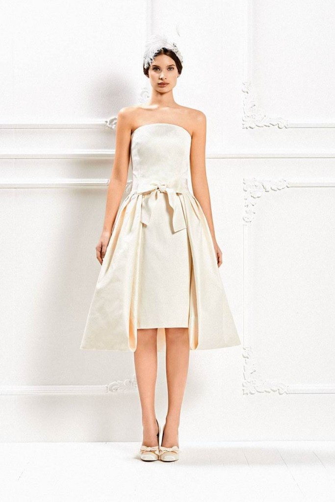 Max Mara's Fall - Winter 2015 Wedding Gown Collection 11