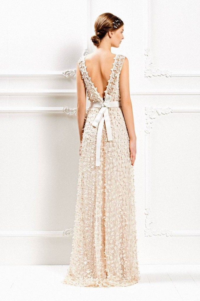 Max Mara's Fall - Winter 2015 Wedding Gown Collection 15