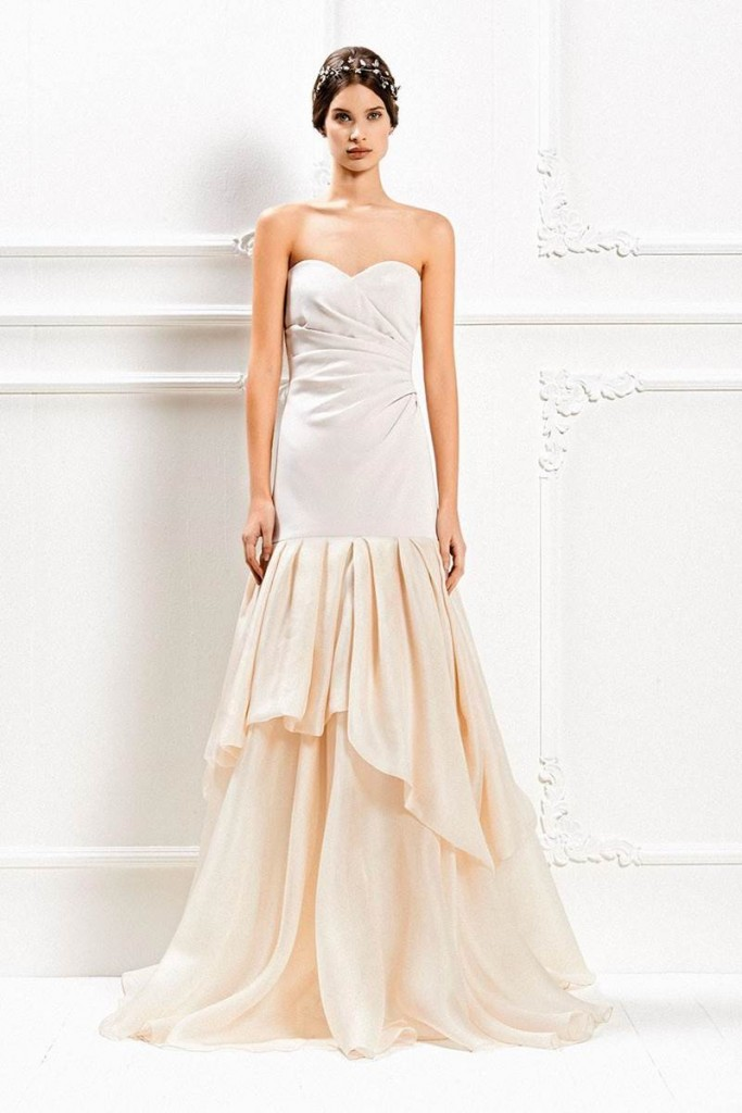 Max Mara's Fall - Winter 2015 Wedding Gown Collection 16