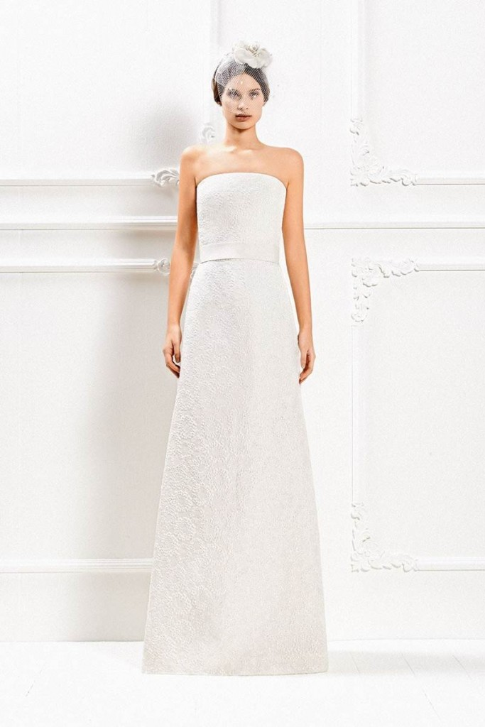 Max Mara's Fall - Winter 2015 Wedding Gown Collection 18