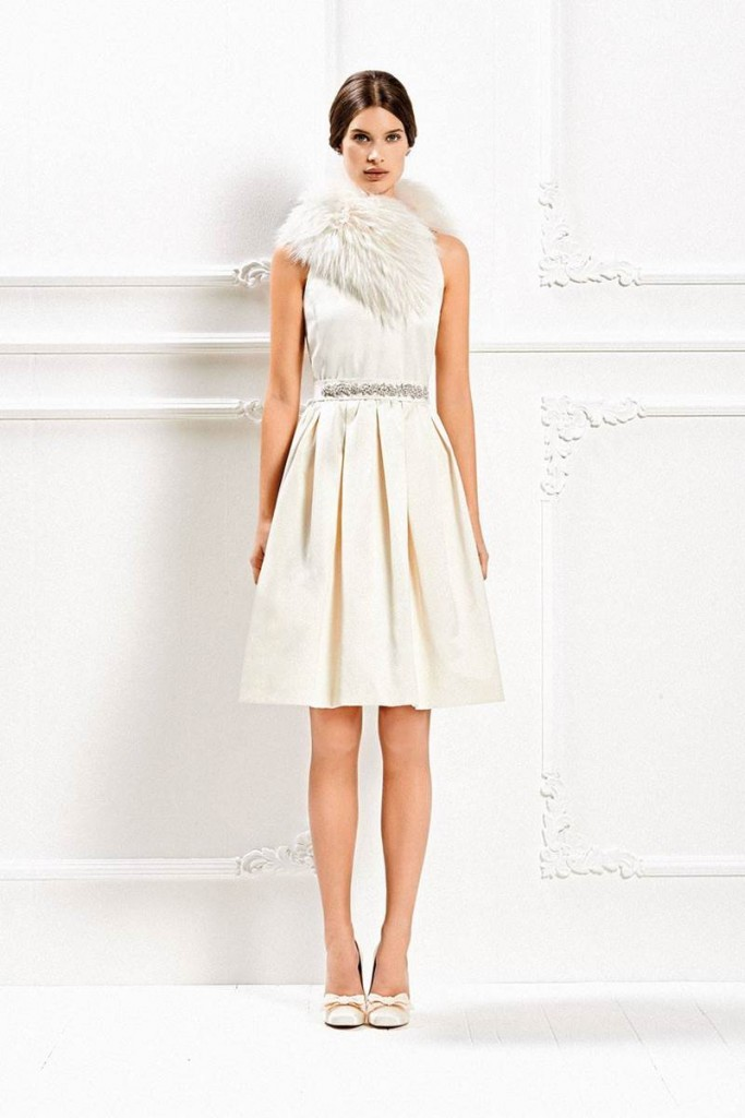Max Mara's Fall - Winter 2015 Wedding Gown Collection 3