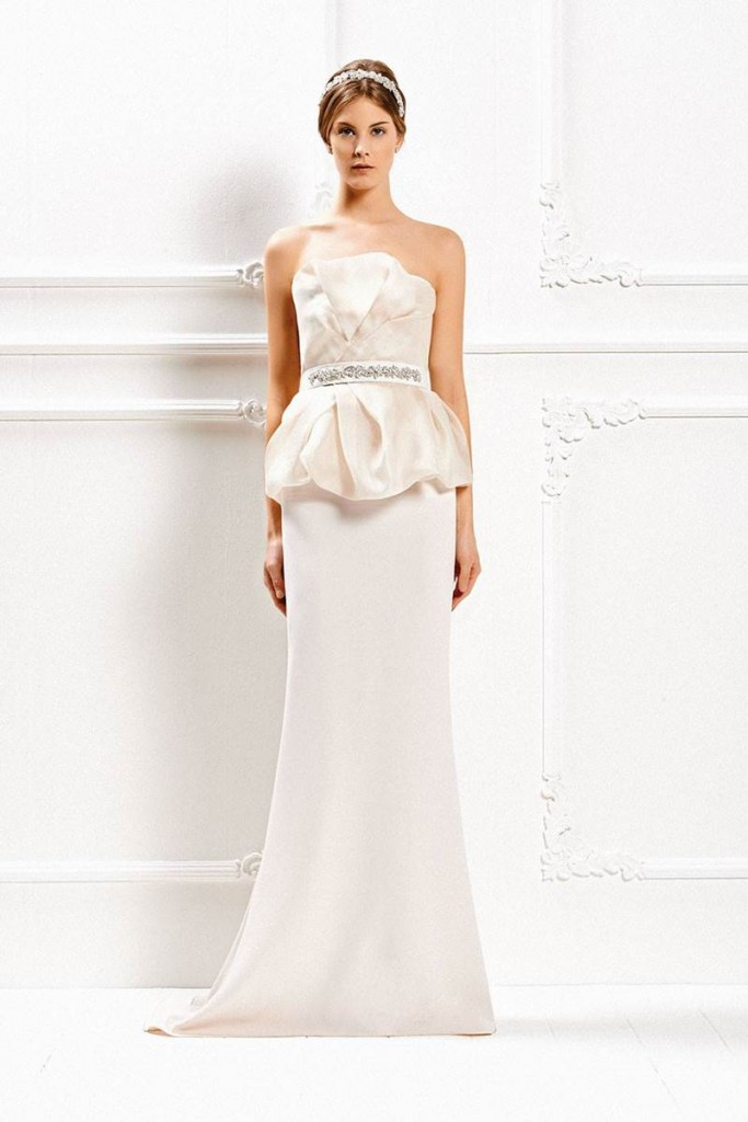 Max Mara's Fall - Winter 2015 Wedding Gown Collection 4