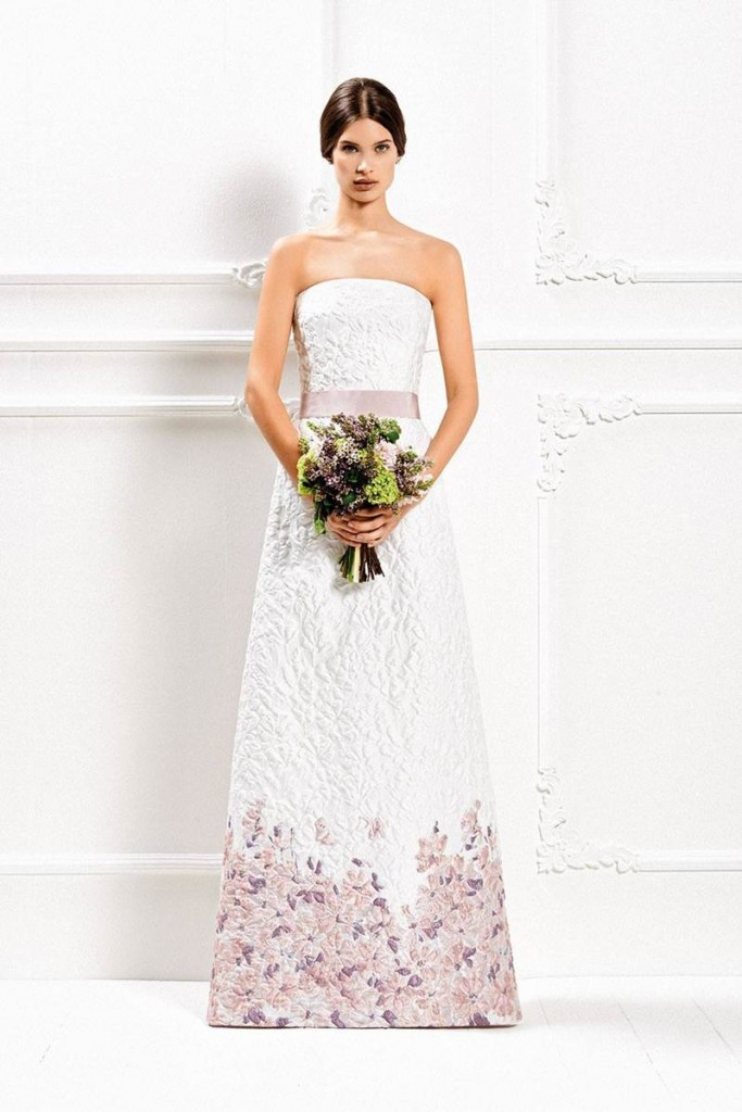 Max Mara's Fall - Winter 2015 Wedding Gown Collection 5