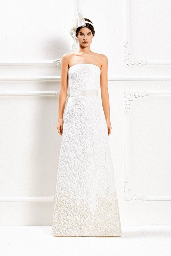 Max Mara's Fall - Winter 2015 Wedding Gown Collection 8