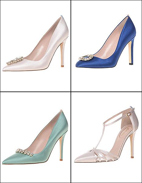 Sarah Jessica Parker Covers Martha Stewart Weddings For Summer 2015 + Talks New Wedding Shoe Line 2