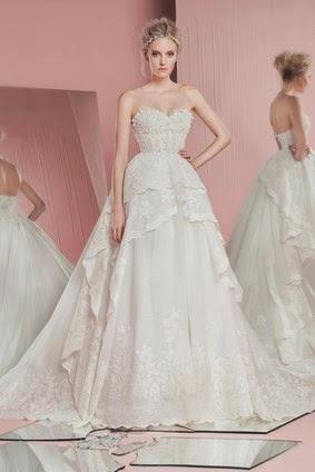 Zuhair Murad's Spring -Summer 2016 Bridal Collection 12