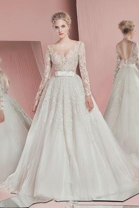 Zuhair Murad's Spring -Summer 2016 Bridal Collection 2