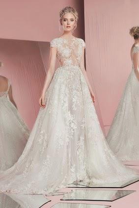 Zuhair Murad's Spring -Summer 2016 Bridal Collection 6