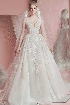 Zuhair Murad's Spring -Summer 2016 Bridal Collection 7