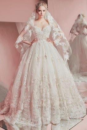 Zuhair Murad's Spring -Summer 2016 Bridal Collection 9