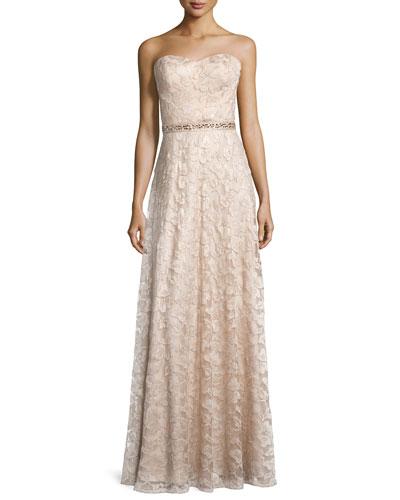 Now Trending - Gold Wedding Dresses 6