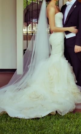 2016 Spring & Summer Wedding Dress Trends 10
