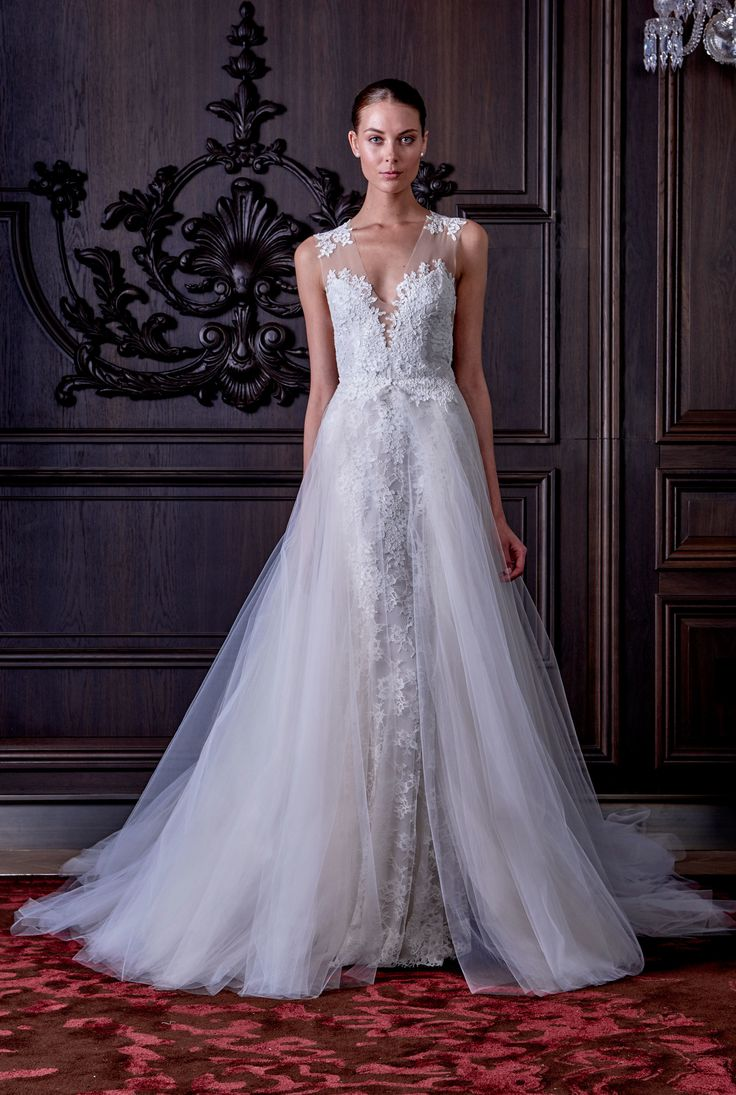 2016 Spring & Summer Wedding Dress Trends 11