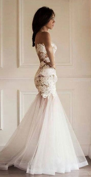 2016 Spring & Summer Wedding Dress Trends 14