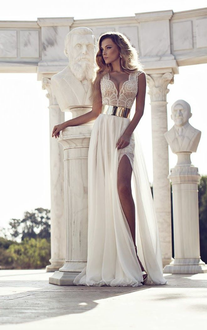 2016 Spring & Summer Wedding Dress Trends 5