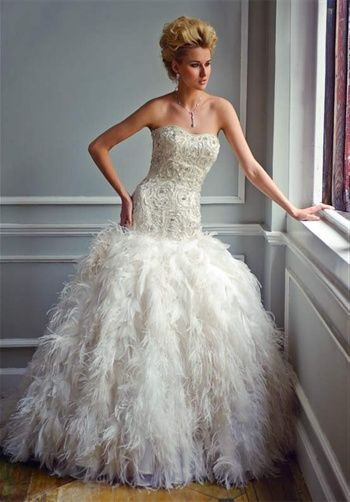 2016 Spring & Summer Wedding Dress Trends 7
