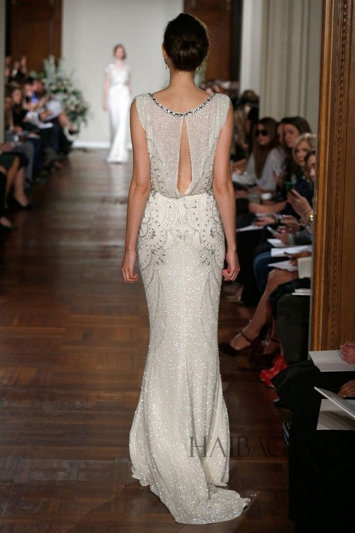 2016 Spring & Summer Wedding Dress Trends 9