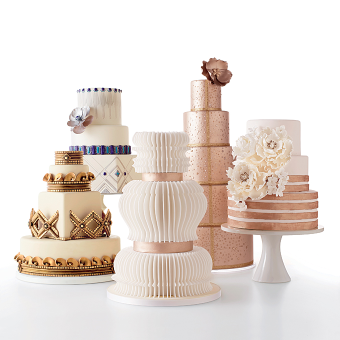 2016 Wedding Cake Trends 7