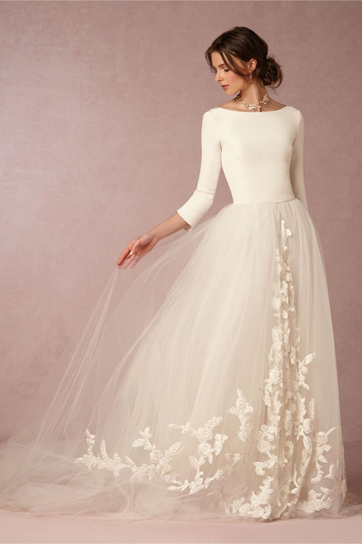 BHLDN Fall 2015 Bridal Collection - Twice Enchanted 15