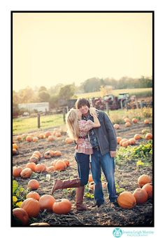20 Fall Save The Date Ideas For Your Autumn Wedding 10