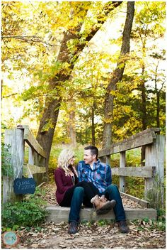 20 Fall Save The Date Ideas For Your Autumn Wedding 11