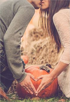 20 Fall Save The Date Ideas For Your Autumn Wedding 3