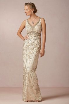 20 Wedding Reception Dresses To Finish Off Your Wedding Night 12
