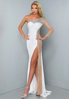 20 Wedding Reception Dresses To Finish Off Your Wedding Night 18
