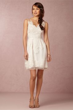 20 Wedding Reception Dresses To Finish Off Your Wedding Night 4