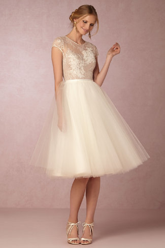 20 Wedding Reception Dresses To Finish Off Your Wedding Night 6