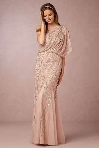 20 Wedding Reception Dresses To Finish Off Your Wedding Night 7