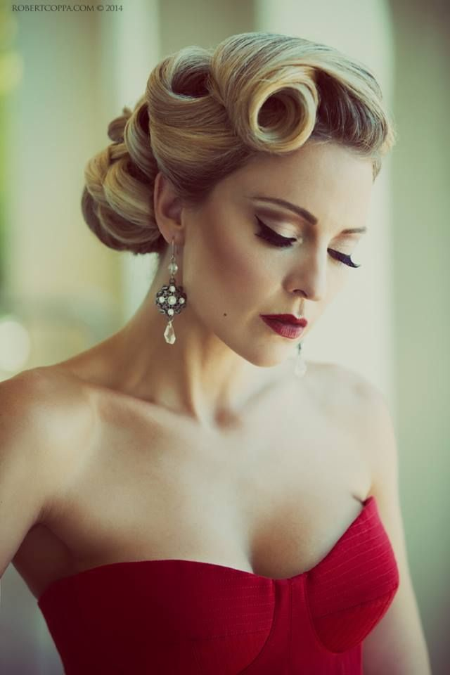 2016 Bridesmaid Hairstyles 12