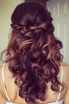 2016 Bridesmaid Hairstyles 2