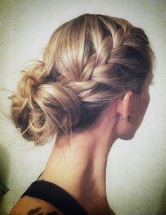 2016 Bridesmaid Hairstyles 6