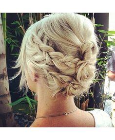 2016 Bridesmaid Hairstyles 9