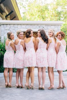 2016 Spring - Summer Bridesmaid Dress Trends 12