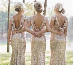 2016 Spring - Summer Bridesmaid Dress Trends 3